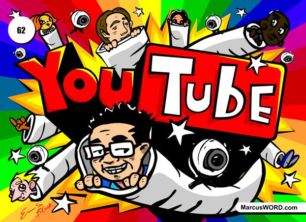 Youtube cartoon