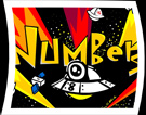 One to Million Cartoons about Numbers